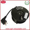 米国/vde規格130*70ミリメートルリールボディローラー3〜5メートルサンプル巻取り式電源コード長さ-電源コード、エクステンションコード問屋・仕入れ・卸・卸売り