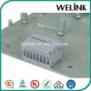 ケーブルエントリー5mmゼロ度付き端子台スプリングケージ-ターミナルブロック問屋・仕入れ・卸・卸売り