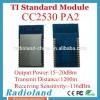 高品質cc2530pa2ワイヤレスモジュールのzigbeeモジュール新しく、 元-無線のネットワーク設備問屋・仕入れ・卸・卸売り