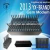 1/8/16/32/64ポートusbモデムプール/gsmsmsのモデム/gsmgsmモデムプールは、 16ポートのモデム-無線のネットワーク設備問屋・仕入れ・卸・卸売り