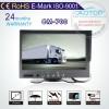 7インチ液晶リアビューモニターをスタンドtft液晶カラーテレビ画面4ピンコネクタ、 2av入力、 バスやトラックのためのモニタースタンド-カービデオ問屋・仕入れ・卸・卸売り